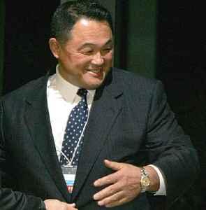 Yasuhiro Yamashita: Japanese judoku