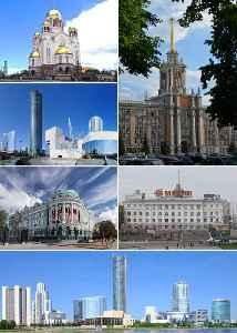 Yekaterinburg: City in Sverdlovsk Oblast, Russia