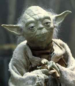 Yoda: Fictional character in the Star Wars universe