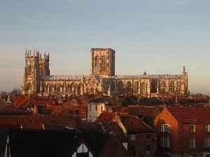 York Minster: Church in York, England