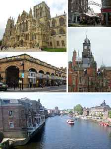 York: Historic city in the north of England