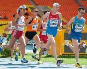 Yuki Kawauchi: Japanese male marathon runner