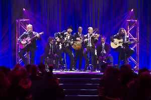 Zac Brown Band: American country/folk band