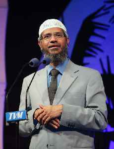 Zakir Naik: Indian Islamic televangelist