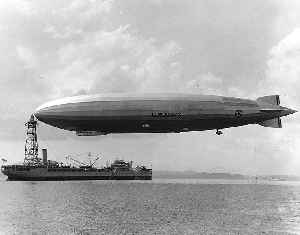 Zeppelin: Airship type