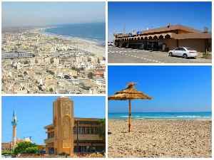 Zuwarah: City in Tripolitania, Libya