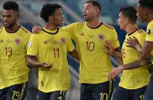 Colombia holds off Ecuador, 1-0, thanks to Edwin Cardona first-half goal