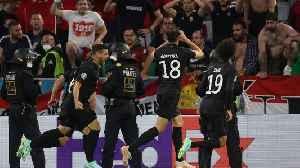 Euro 2020: Late Goretzka equaliser books Germany last-16 clash with England