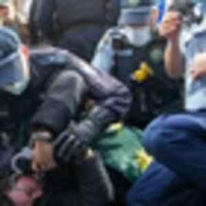 Covid 19 coronavirus: Australia anti-lockdown chaos slammed after global day of protest