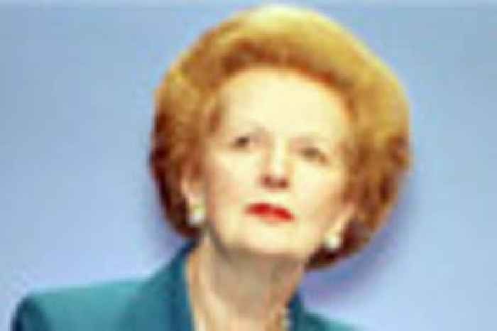 margaret thatcher essay I'd have given you a f- too, and i'm margaret thatcher's biographer at the  university level you should be able to write a serious, adult essay,.