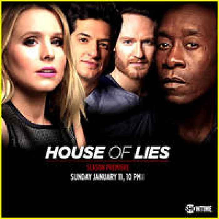 'House Of Lies' Season 4 Promo Trailer Is Here! (Exclusive