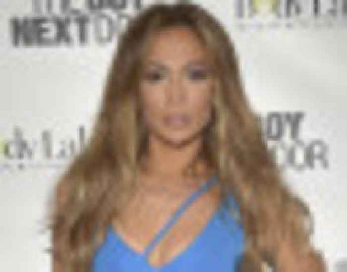 Jennifer Lopez Steals The Spotlight In A See Through