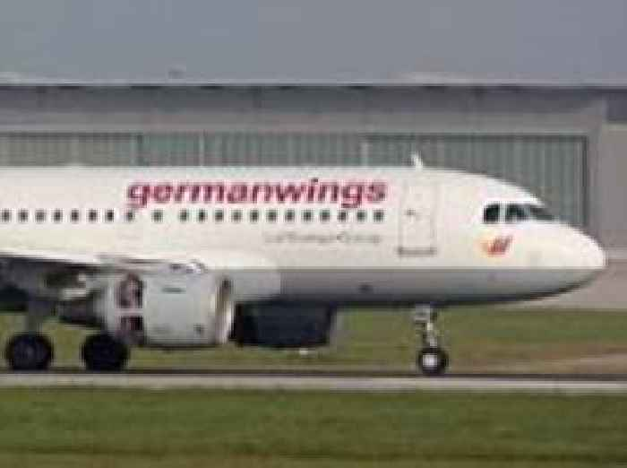 Germanwings Plane Forced To Land In Venice After Passenger