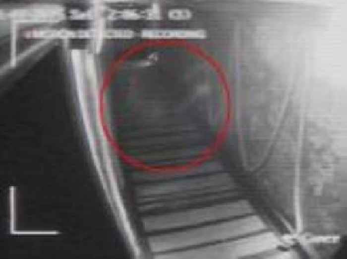 Ghost seen on CCTV clip from 'haunted' Cheshire bar Dream ...
