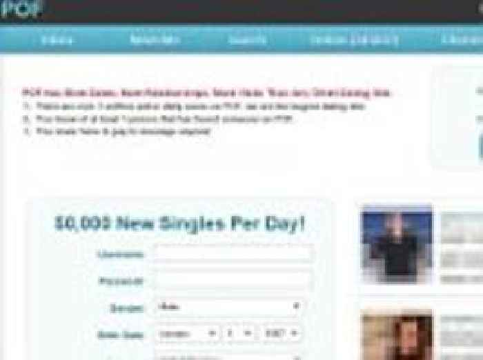 dating new site that criminals