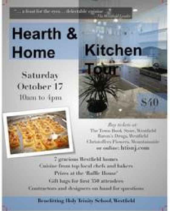 Hearth And Home Kitchen Tour Westfield Nj