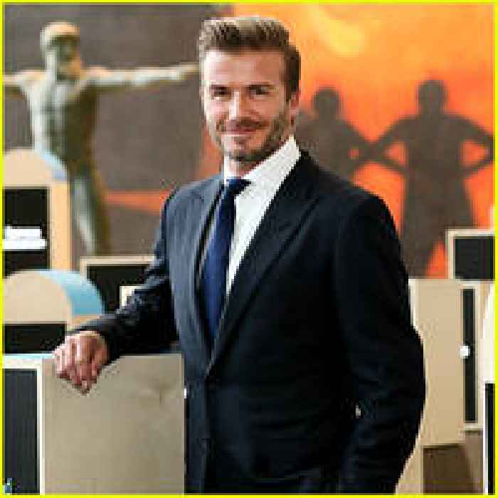 David Beckham Admits To His Style Missteps One News Page Uk
