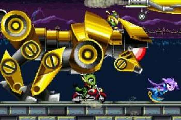 Sonic the Hedgehog-inspired Freedom Planet joins Wii U ...