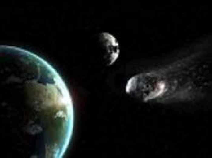 asteroid headed directly to earth - photo #20