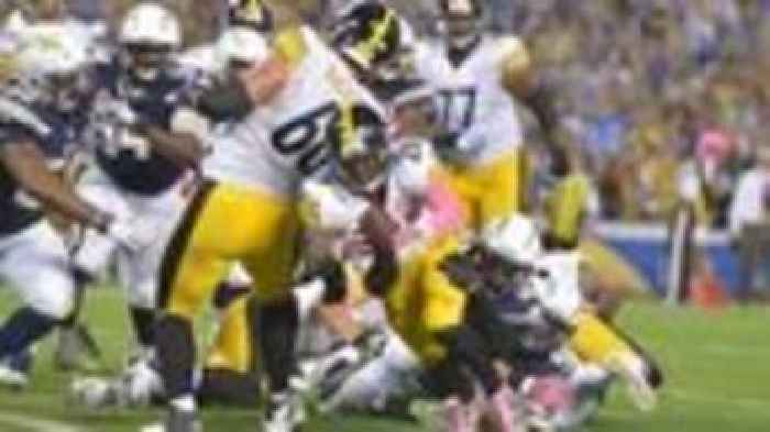 Video Pittsburgh Steelers Saved By Bell One News Page Uk