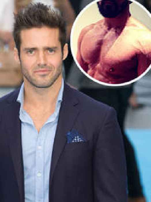 Spencer Matthews causes a stir with 'steroids' Instagram ...