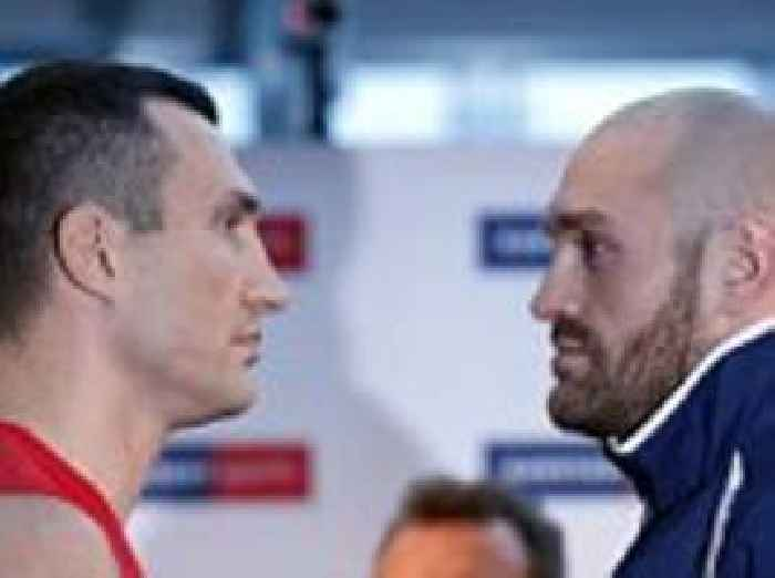 tyson fury fight live