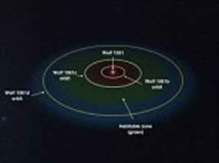 Super-Earth found just 14 light years away: Wolf 1061c is ...