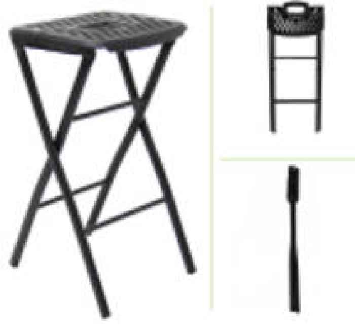 Mitylite S New Flex One Folding Stool Just In Time For