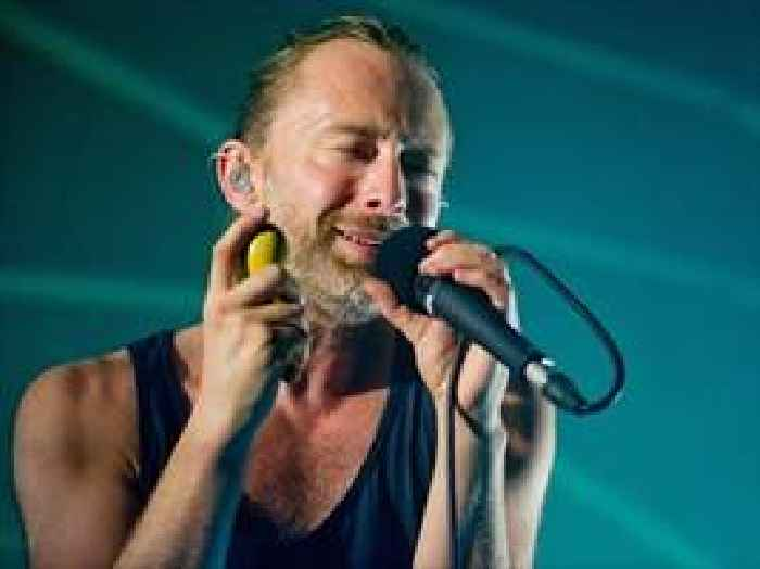 radiohead rejected for bond soundtrack one news page uk