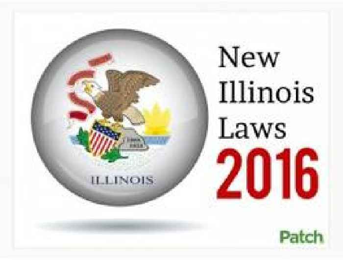 25 New Illinois Laws In 2016 That May Change Your Life One News Page