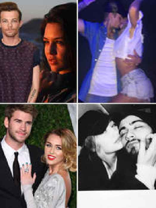 New year celebrity romances: Kendall Jenner and Harry ...