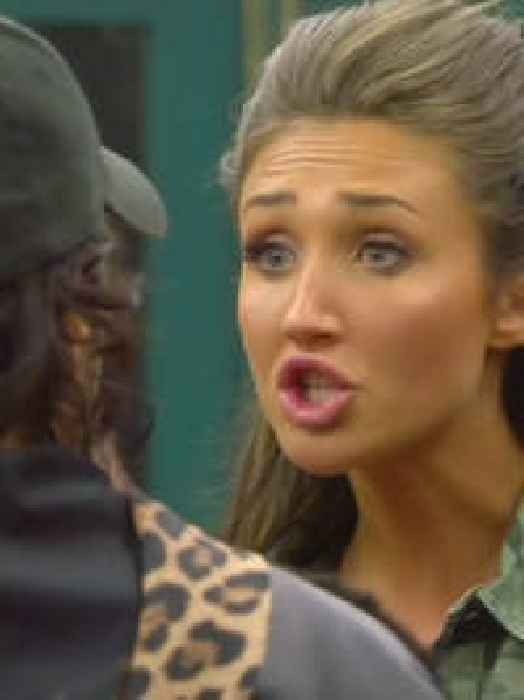 celebrity big brother 2016 megan mckenna and nancy dell