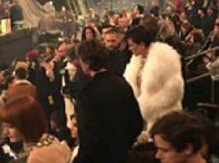 Kanye West Packs Madison Square Garden With Celebrities And Hundreds Of Models Led By Naomi