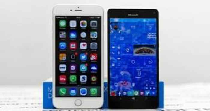 Windows Phone Share Collapses As iPhone Sales Decline for ...