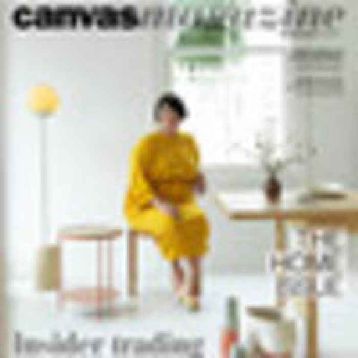 In tomorrow 39 s canvas the home issue one news page for Tomorrow s home