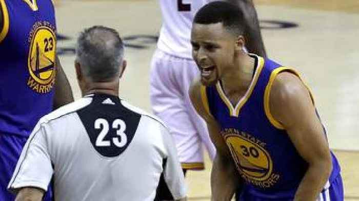 NBA finals: Steph Curry ejected as the Cleveland Cavaliers force decider - One News Page [UK]
