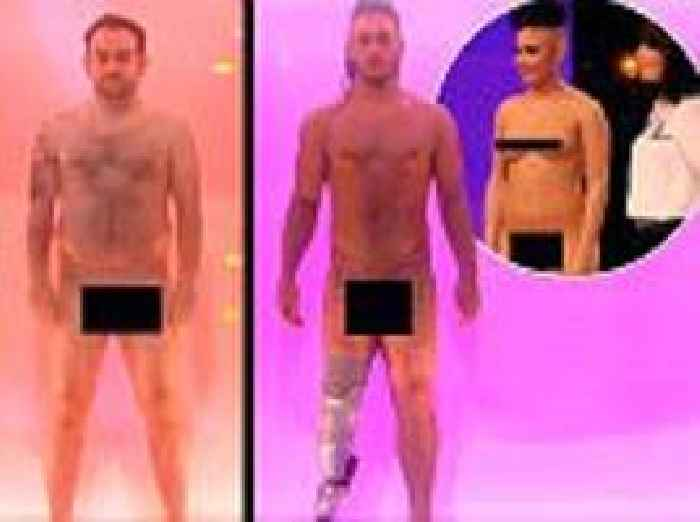Channel 4S Naked Attraction Viewers Outraged Over Full -1871