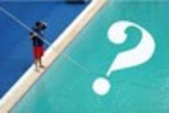 Mystery Of Green Olympic Pool Solved There Were 80 Litres Of One News Page Uk