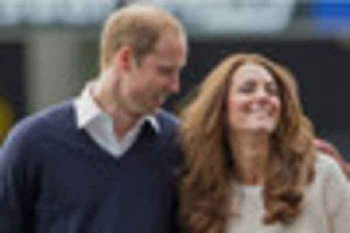 Live Prince William And Kate Middleton Visit Cornwall