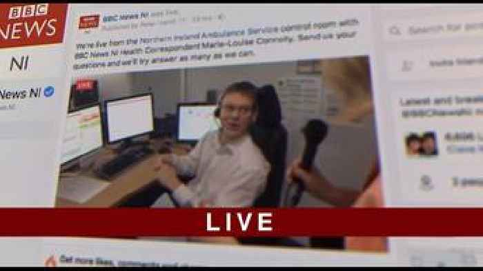 Bbc News Facebook: BBC News NI Is Now On Facebook