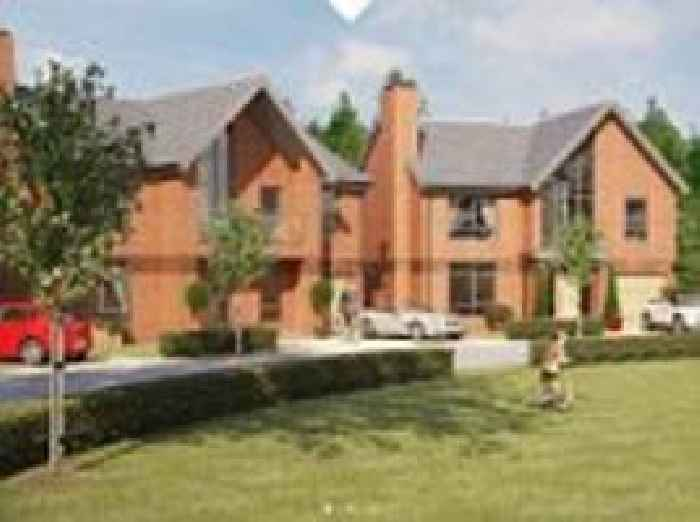 Plans for 200 000 homes in some of britain 39 s most for House plans under 200 000
