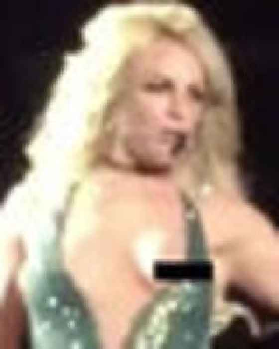 Britney Spears Nip Slip VIDEO Mediaite