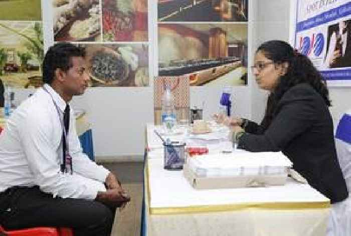 Team work in hospitality industry