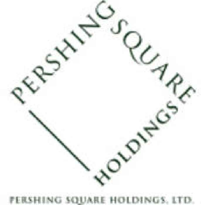 pershing square holdings  ltd  announces transactions in