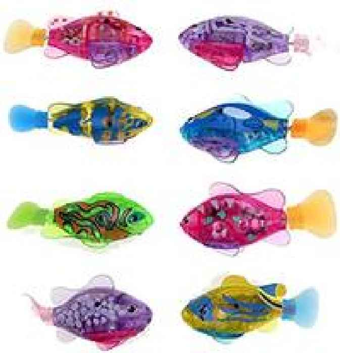 Top best seller swimming fish toy on amazon you shouldn 39 t for What is the fastest swimming fish