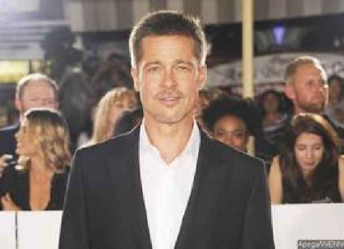 Brad Pitt Talks Life Post-Angelina Jolie Split: 'I'm Not ...