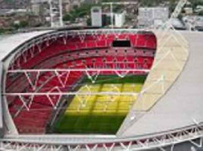 Wembley Stadium Roof Repairs May Take 10 Years To Complete