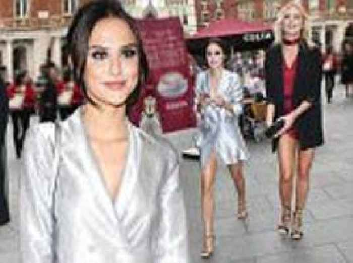 Image Result For Chloe Meadows Copies Meghan Markle In White Gown For Towie Finale Entertainment News