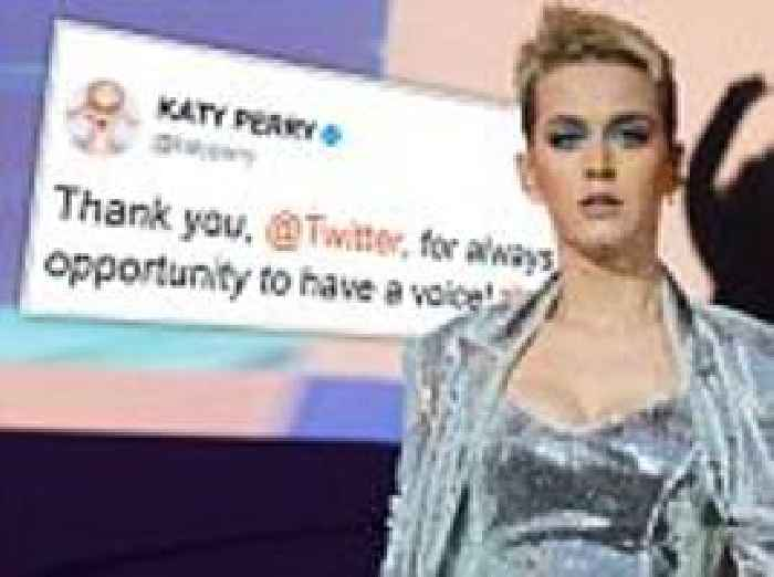 Katy Perry Makes Twitter History