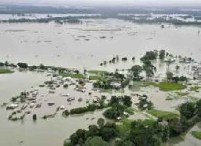 Flood Situation in Assam Essay
